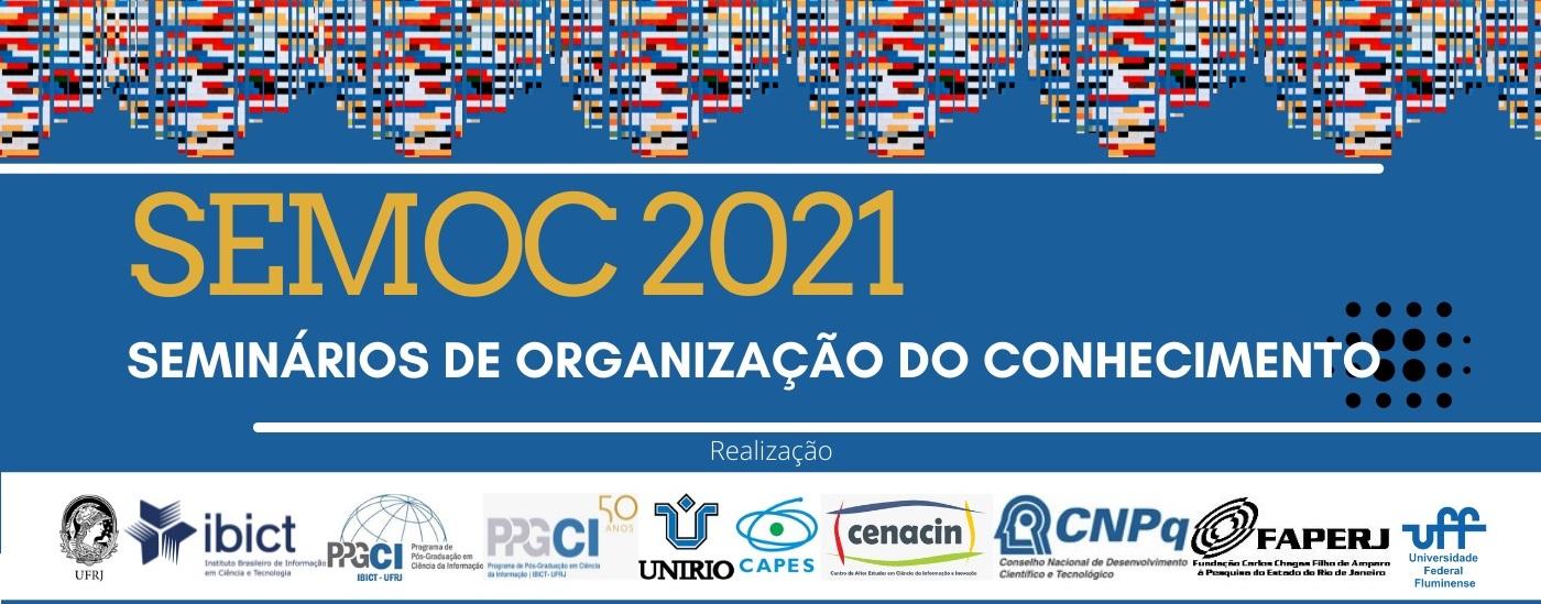 Seminários de Organização do Conhecimento 2021