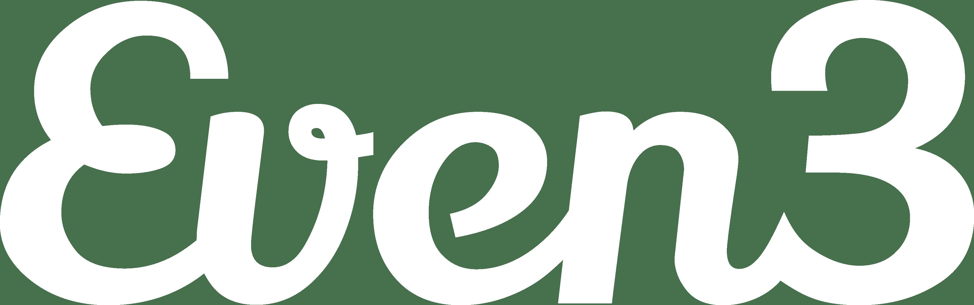 Logo Even3 Branco