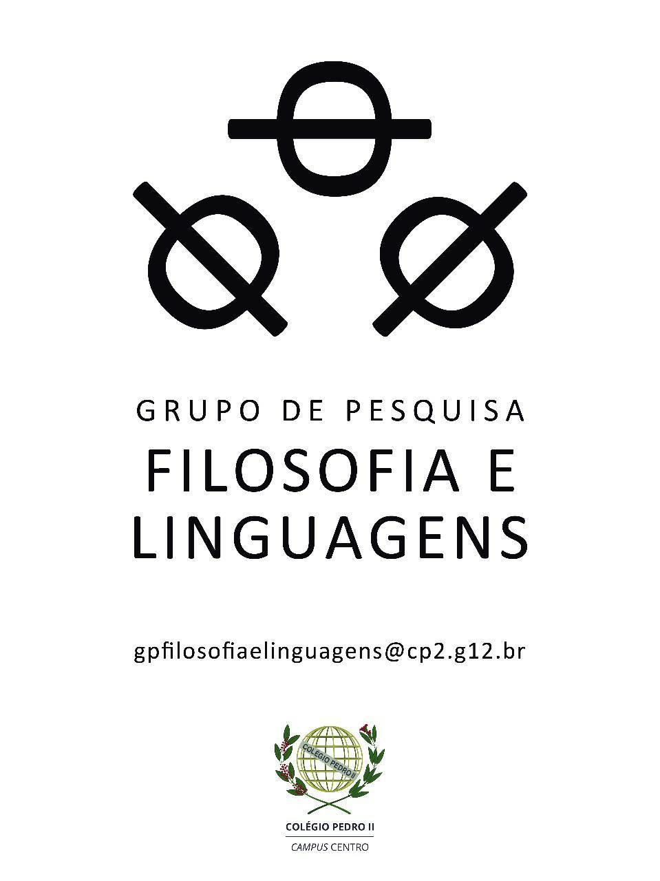 I Jornada de Filosofia, Linguagens e Cognição